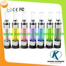 5PCS/LOT  2.4 ml kangtech relpacement T3S ego MT3 H2 electronic cigarette clearomizer e cigarette atomizer