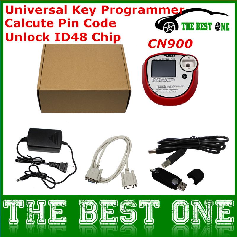 3 Years Warranty OEM CN900 Key Programmer CN900 Key Copy Machine Directly Copy 4C Chips CN 900 Auto Transponder Identified(China (Mainland))