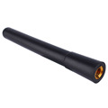 Auto Car Black Color Short Stubby Antenna AM FM Radio Aerial Mast Screw Type Universal