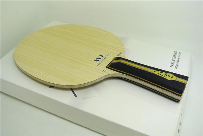 XVT ZL KOTO ZL Fiber Table Tennis Blade/ ping pong blade/ table tennis bat Free shipping(China (Mainland))