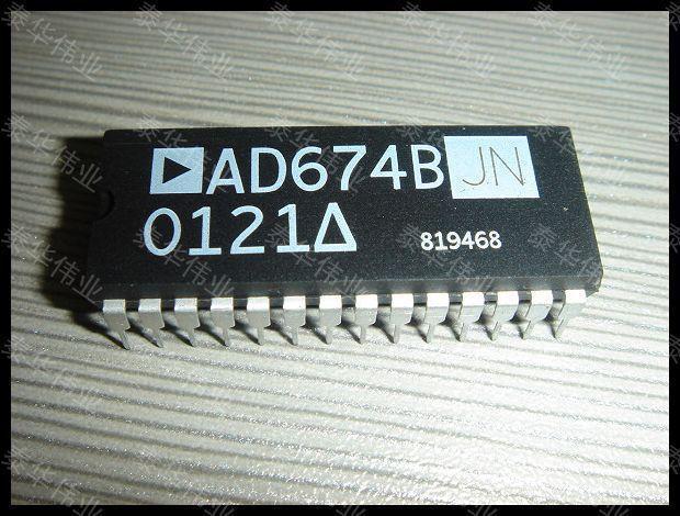 AD674BJN / BKN / BJNZ / BKNZ AD DA DC DAC IC op amp IC(China (Mainland))