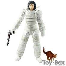 Movie Aliens 35th Alien Ripley Compression Suit 18cm Cartoon Toy PVC Action Figure Model Gift(China (Mainland))