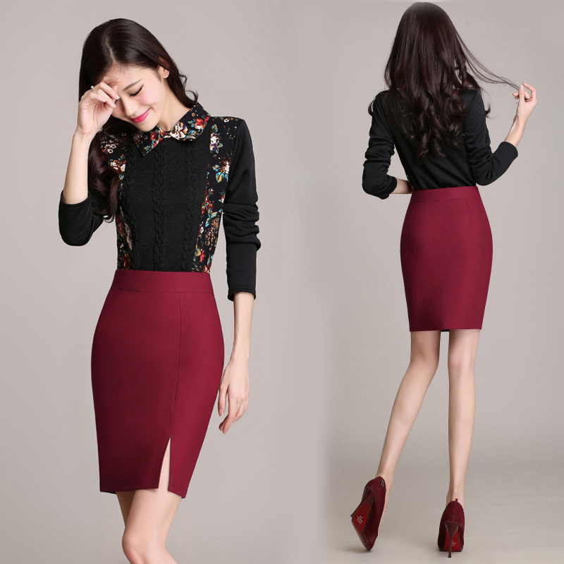 Lastest  Skirts Tight Skirts Sexy Dress Skirts La Tight Clothes Clothes Girl