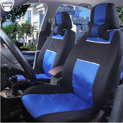 universal car seat cover dacia sandero duster logan car accessories car sticker. Black Bedroom Furniture Sets. Home Design Ideas