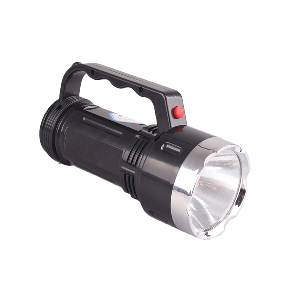 Working Multi-function portable searchlight glare LED Light Industrial multifunction patrol searchlight fishing lights(China (Mainland))
