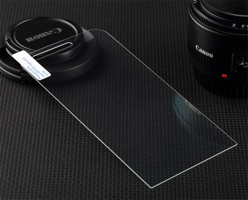 Premium 0.26mm 9H Tempered Glass Film Explosion Proof Screen Protector For Sony Xperia Z Z1 Z2 Z3 Z4 Z5 + Cleaning Kit