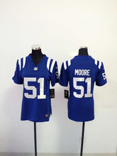 Women Lady Indianapolis Colts ,#12 Andrew Luck,T.Y. Hilton,Andre Johnson,Pat McAfee,Coby Fleener,Frank Gore(China (Mainland))