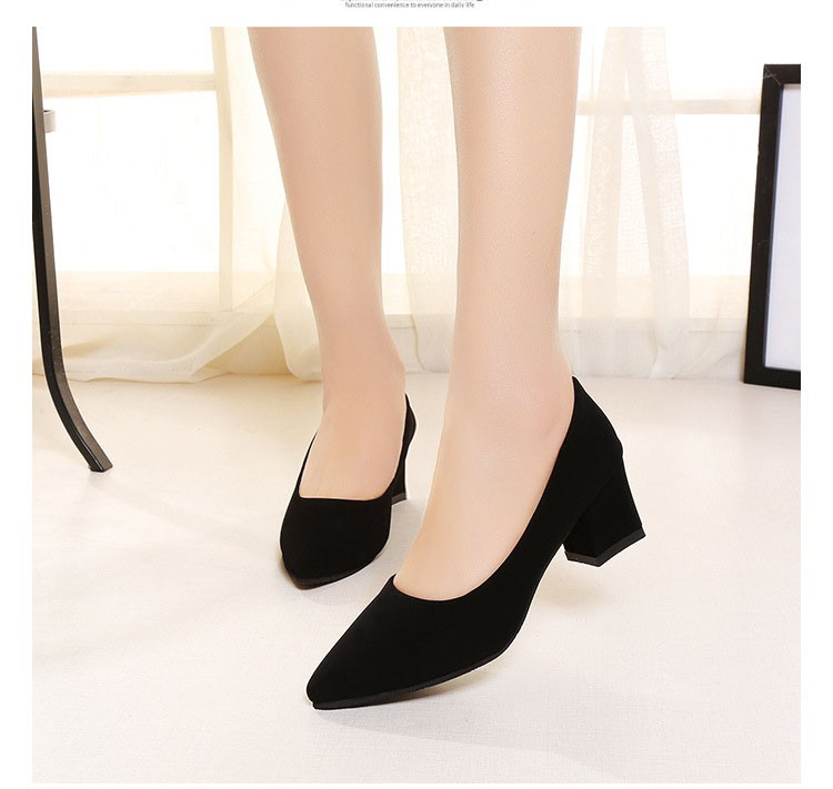 CBJSHO 2017 Elegant Women Pumps Sexy Pointed toe High Heels Shoes Fashion Women's Party Pumps Brand Ladies Middle Heels 5cm