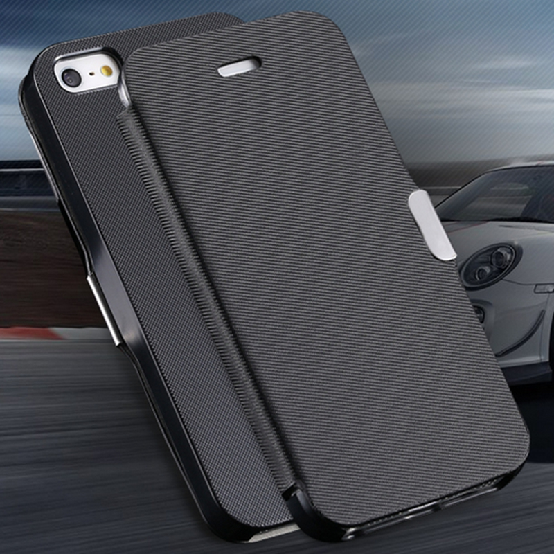 5S Magnetic Wallet Book Case Flip PU Leather Cover For iPhone 5 5S 5G Luxury Full Body Protect Phone Case For Iphone 5s(China (Mainland))