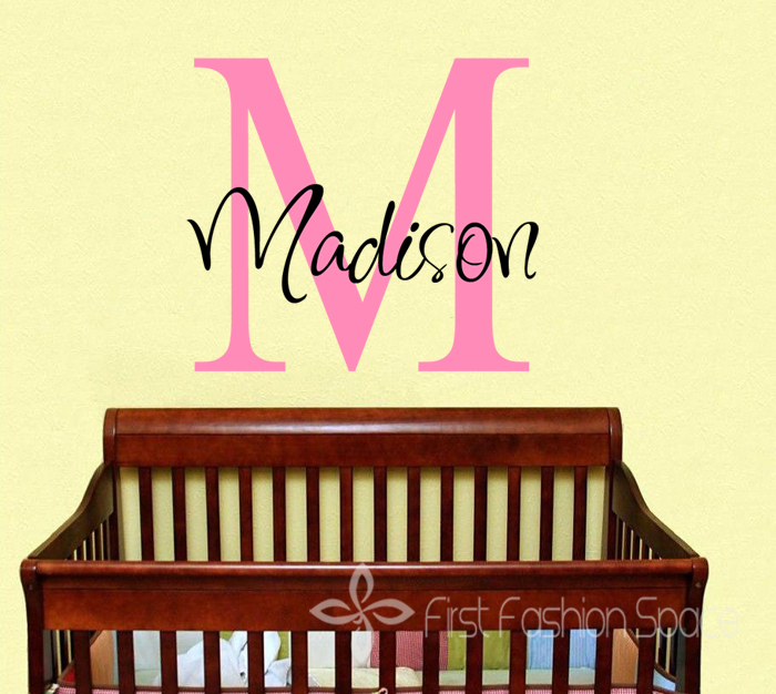 baby name wall stickers uk images personalised graffiti wall sticker name stickerbay