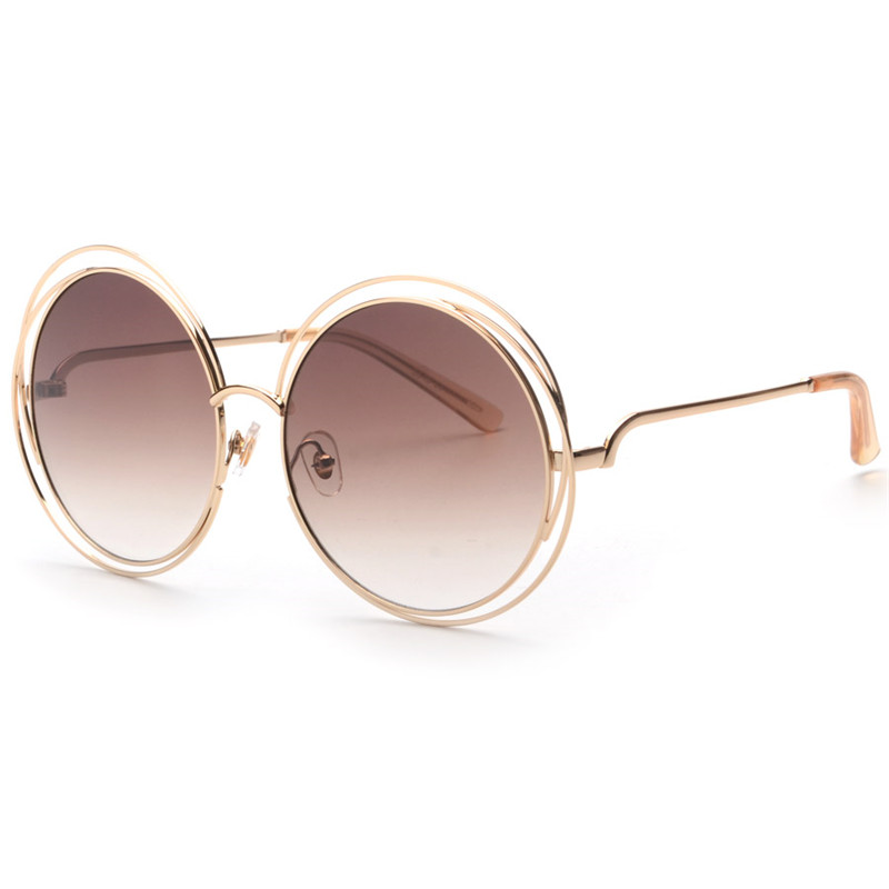 Big Wire Frame Glasses : Aliexpress.com : Buy New Colors Arrived Elegant Round Wire ...