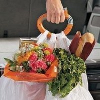 Retail One Trip Grip Grocery Bag Holders As Seen On TV (KA-35)
