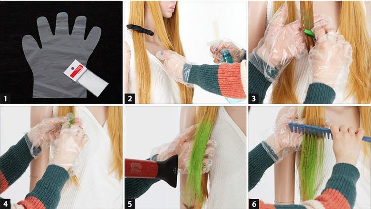 Как сделать мел для волос