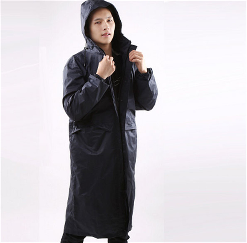 Long Rain Jackets For Men