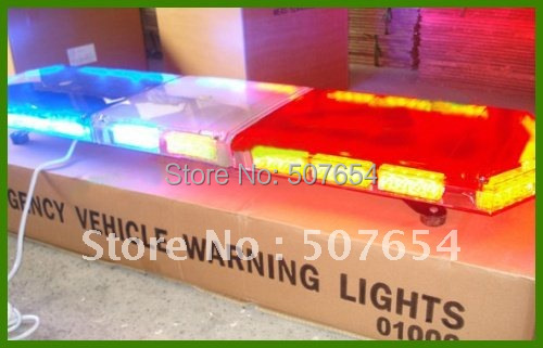 dc12v 30v 47 88w led warning lightbar police lighhtbar traffic light. Black Bedroom Furniture Sets. Home Design Ideas