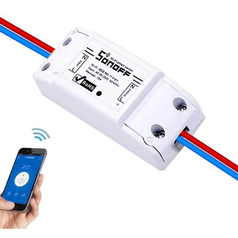 2pcs-New-Wifi-Switch-Sonoff-Intelligent-WiFi-Wireless-Smart-DIY-Switch-MQTT-COAP-Android--Remote