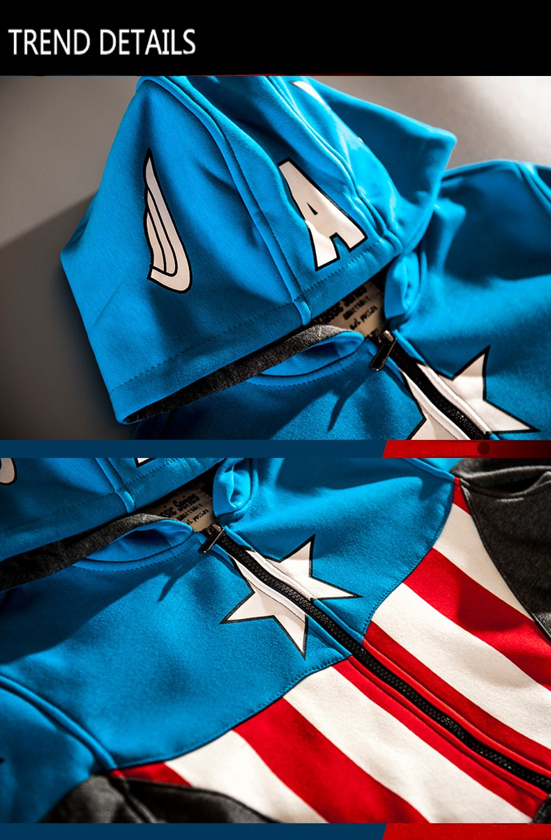 Captain American Clothing 9