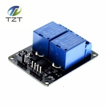 Buy 10pcs 2-channel New 2 channel relay module relay expansion board 5V low level triggered 2-way relay module arduino hot sell for $10.56 in AliExpress store