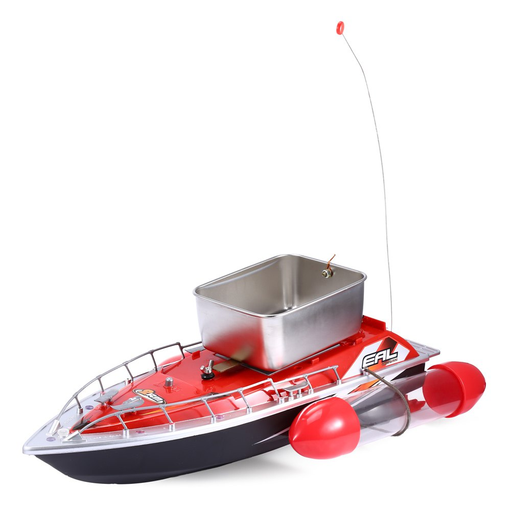Fishing Bait Boat Unique Design Mini RC Boat Wireless Fishing Lures 200M Remote Control Fish Finder boat for Fishing(China (Mainland))
