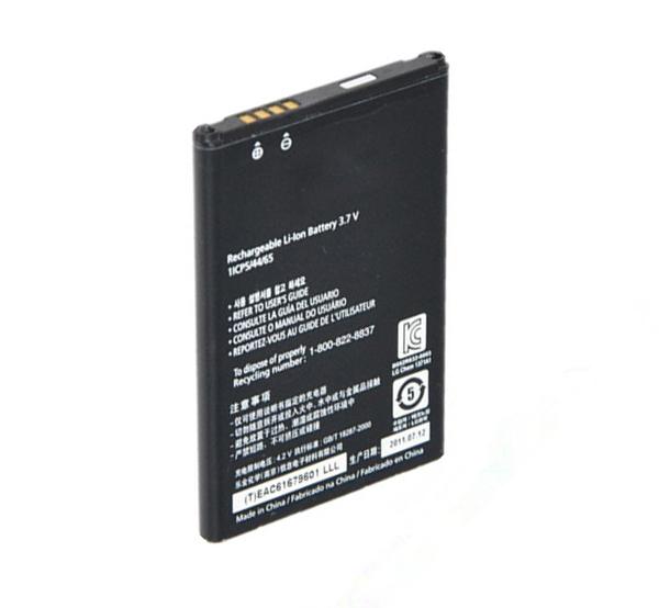 Hot Sale Mobile Phone Li-ion Battery BL-44JN High Capavity 1540mAh For LG P970 E730 P690 P693 E510 C660 p698 c660 ms840 L5 E610(China (Mainland))