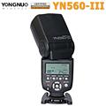 Yongnuo YN 560III YN560 III wireless Flash Speedlite Speedlight for Canon Nikon Pentax Olympus E520 K