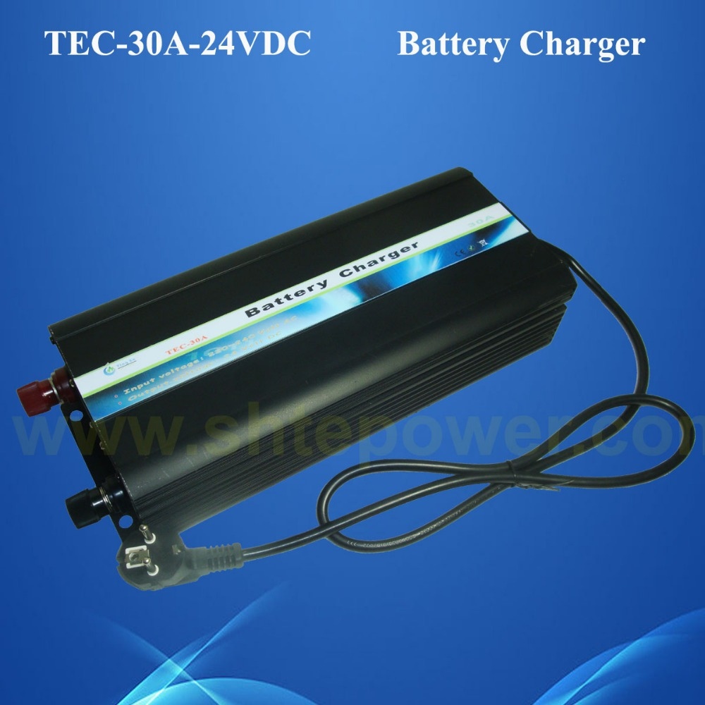 Lead Acid Battery charger 24V 30A, high quality battery float charger 30A 24V, 30a charger(China (Mainland))