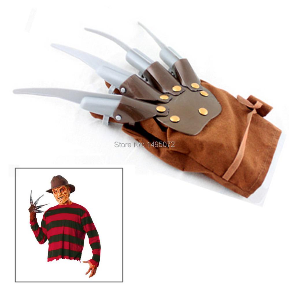 Перчатки фредди крюгера своими руками