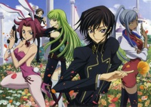 Free shipping CODE GEASS ZERO LELOUCH Japan Anime Poster printed silk wall decoration 12×18 24x36in(1450058475333)