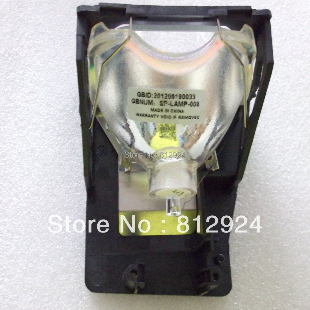 Фотография Replacement Projector Lamp  SP-LAMP-008 for LP790HB/ LP300HB/ LP70H ETC