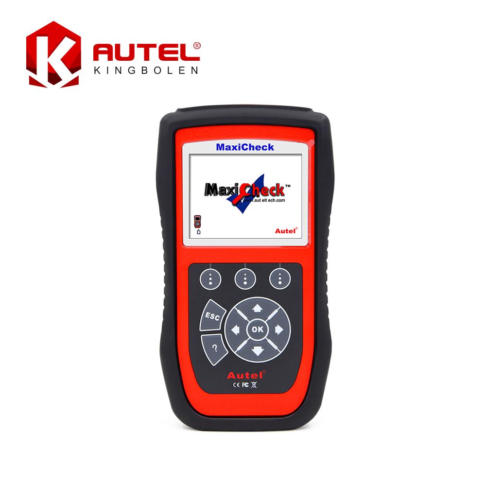 Autel MaxiCheck Airbag/ABS SRS Light Service Reset Tool Original Special Application Diagnostics DHL Free(China (Mainland))