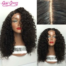 top quality kinky curly wigs 7a Malaysian full lace human hair wigs lace front wig virgin kinky curly hair for African Americans