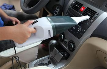 12V 60W Auto Wet & Dry Canister Vacuum Carpet Floor Portable Car Cleaner Air Pump 21057(China (Mainland))
