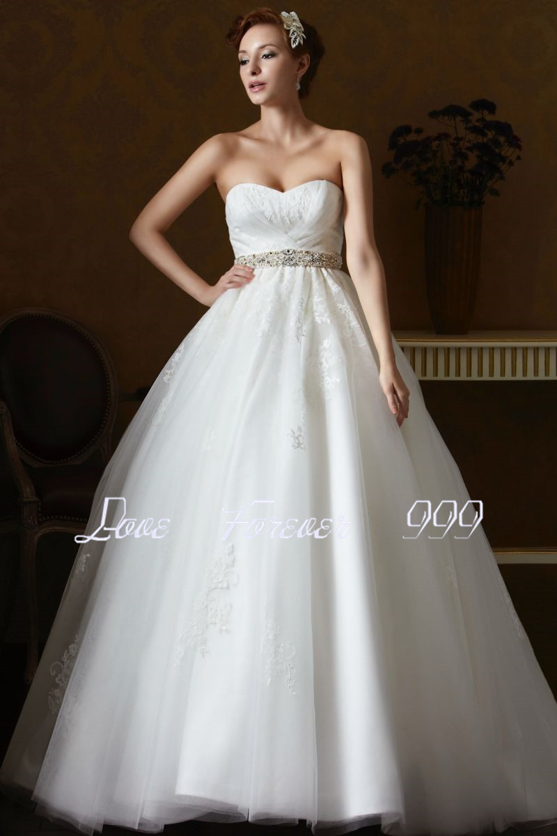 Appliques white plus size maternity wedding dress 2015 for Plus size maternity wedding dresses