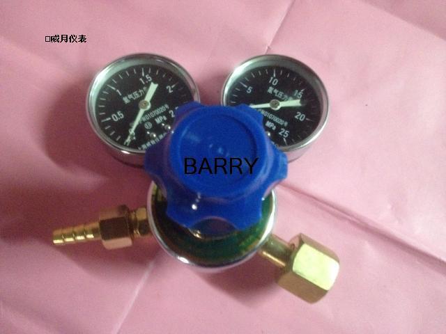Nitrogen pressure reducer YQD-37A alloy body