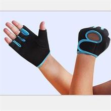 New 2015 Cycling Sport Fitness Gloves/GYM Exercise Half Finger Weight lifting Gloves/Training Accessories M Size