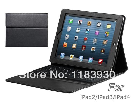 2-in-1 Bluetooth Keyboard & Case for APad 2, The new APad & APad 4(China (Mainland))