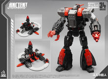Mft mf34 MF-34 mf34a MF-34A mf34i omega supremo g1 transformação enorme dragão defensivo fortaleza base figura de ação robô brinquedos(China)
