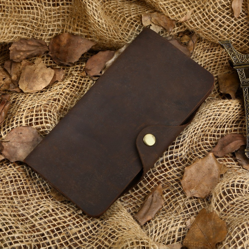 Leather Wallet For Men With Price Leather Long Men's Wallets