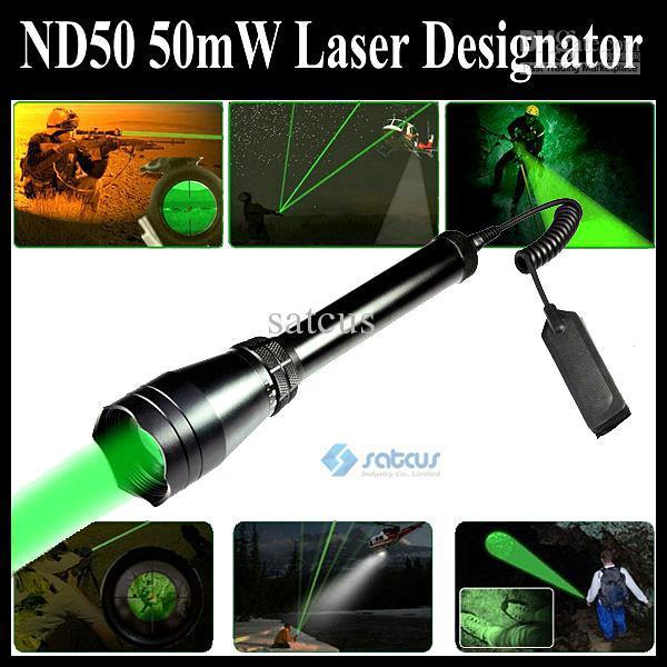 Лазер для охоты DIY ND50 ND3 50mW DIY-50