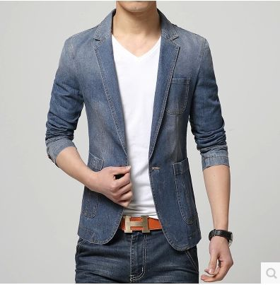 Mens casual coats – Modern fashion jacket photo blog
