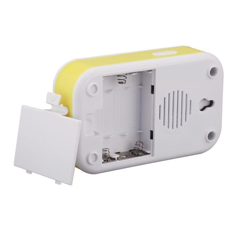 Remote Digital Smart Wireless Doorbell 36 Chimes 100M Range 1 Transmitter 2 Receivers Waterproof Cordless Door Bell  5576<br><br>Aliexpress