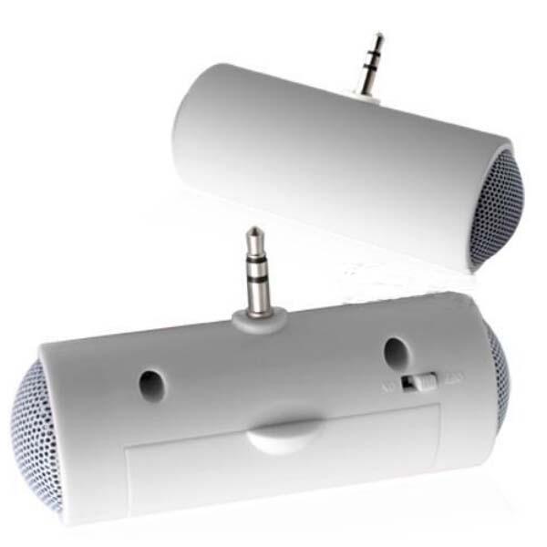 Hot Selling 3.5mm Portable Speaker Stereo Mini Speaker MP3 Player Amplifier Loudspeaker For Mobile Phone&Tablet(China (Mainland))