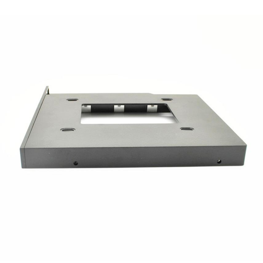 Best Price 12 7mm Universal SATA SSD 2nd HDD Hard Drive Caddy for CD DVD ROM
