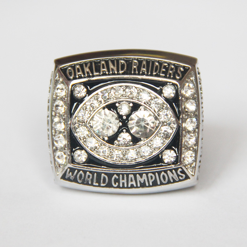 1980 Super Bowl Oakland Raiders Championship Rings replica men fashion jewelry best gift for sports fans size 11(China (Mainland))