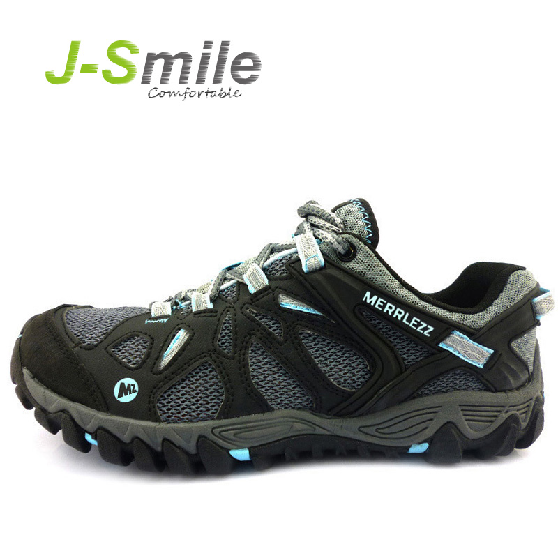 2016  New Breathable outdoor hiking shoes Man/Women Quick-Dry Sneakers hiking shoes sport shoes Five colors