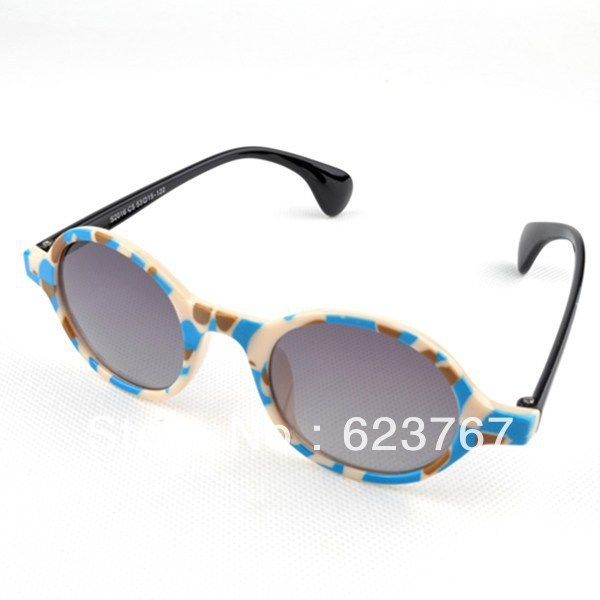 Free shipping 2013 new fashion polarized sunglasses children