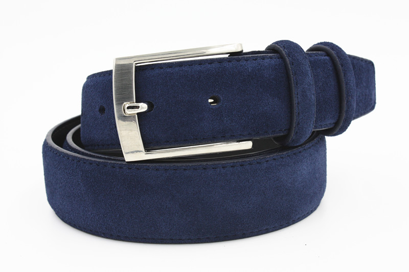 summer style fashion brand velour genuine leather belts
