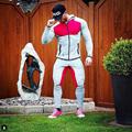 2016 Fitness Men Hoodies Brand Clothing Men Hoody Zipper Casual Sweatshirt Muscle Men s Slim Fit
