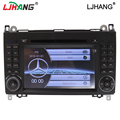 7 inch Car DVD Player for Mercedes Benz A B Class W169 W245 Viano Vito W639