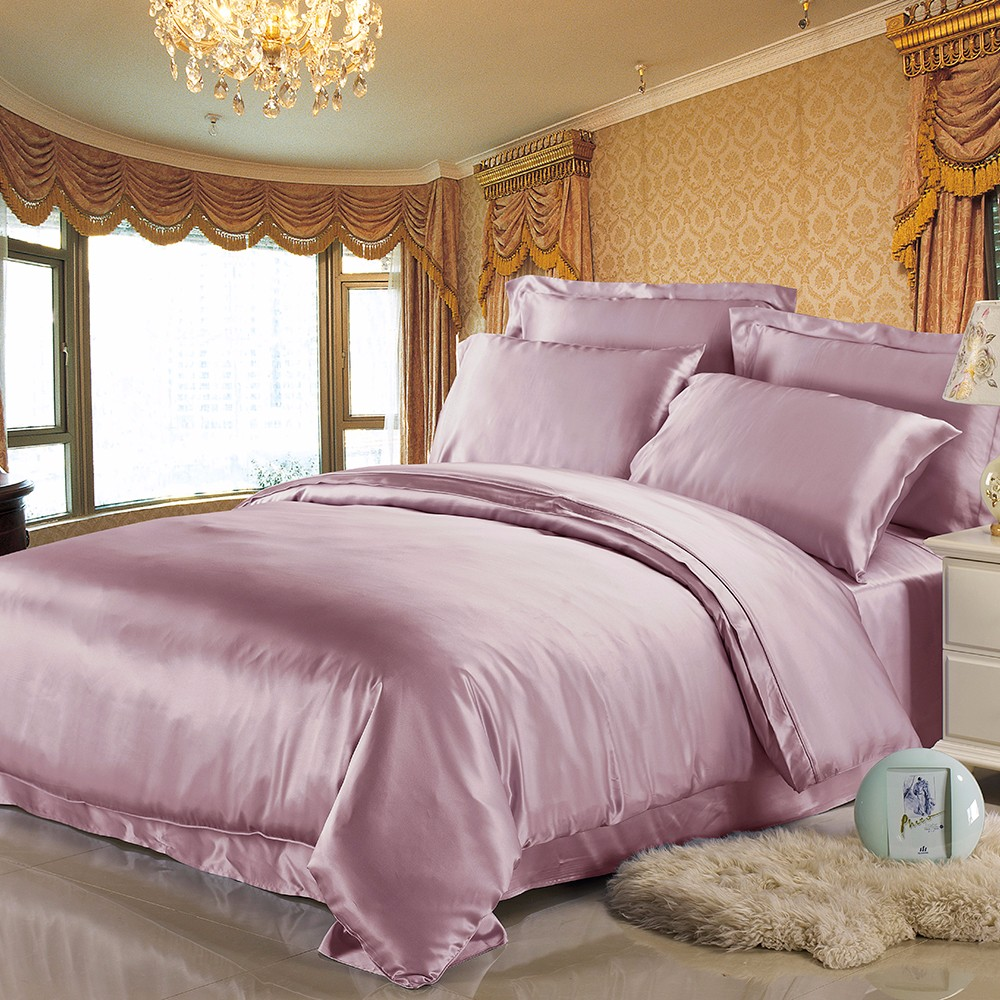 1000-dirty-pink-19-momme-seamless-silk-doona-covers